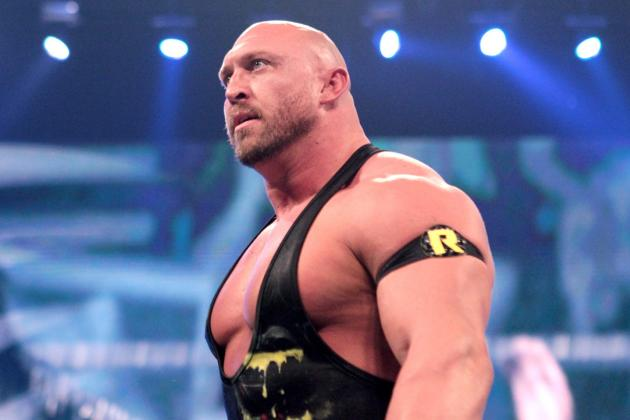 Ryback Strategically Being Positioned as Next Face of the WWE
