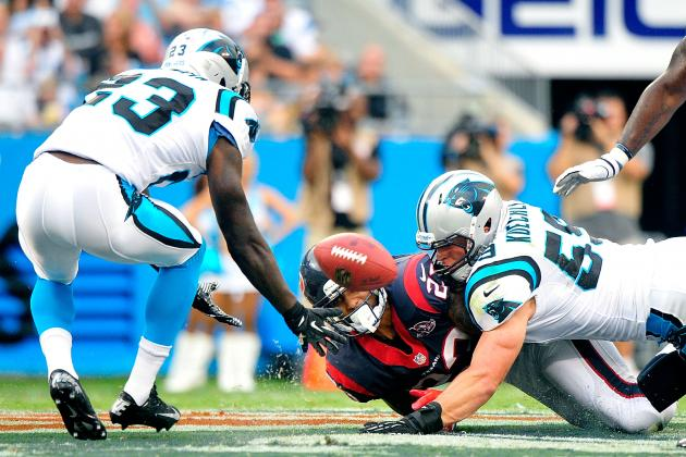 Carolina Panthers: 4 Things Learned from Saturday's Loss to Houston