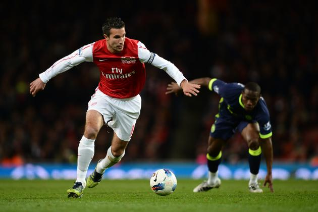 Manchester United Transfer News: Sir Alex and David Gill Plot Move for RVP