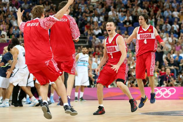 Russia vs. Argentina Olympic Basketball: Bronze-Medal Grades & Twitter Reaction