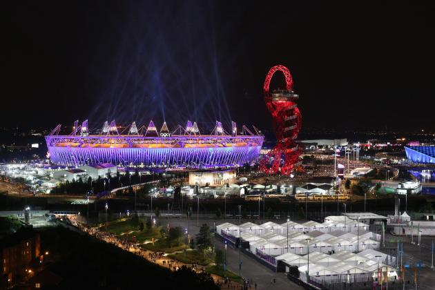 Olympic Closing Ceremony 2012 Start Time: TV & Live Stream Info for Celebration