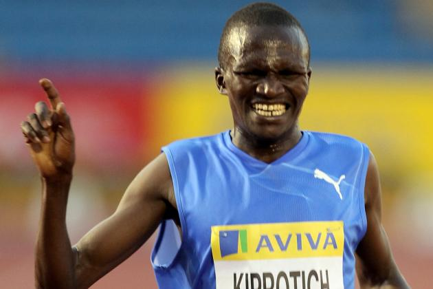 Olympic Track and Field 2012 Day 10 Results: Medal Winners, Analysis and More