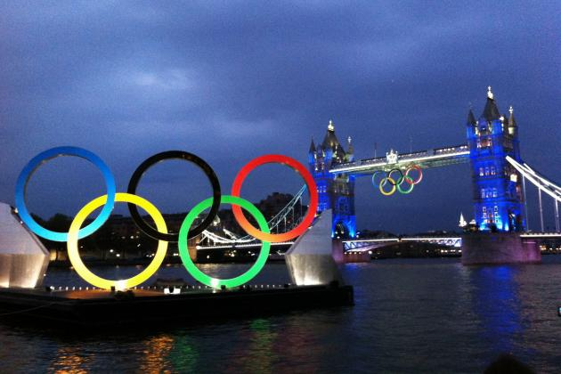 Olympic Closing Ceremony 2012: TV Schedule and Start Time for London Finale