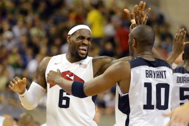 USA vs. Spain: Americans Will Win Big in Olympic Basketball Gold Medal Game