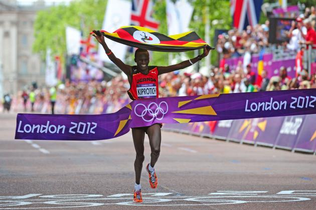 Men's Olympic Marathon 2012: Result, Stephen Kiprotich Wins Men's Marathon