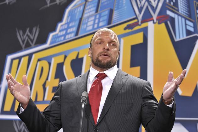 WWE SummerSlam 2012: Shawn Michaels Must Screw Triple H vs. Brock Lesnar