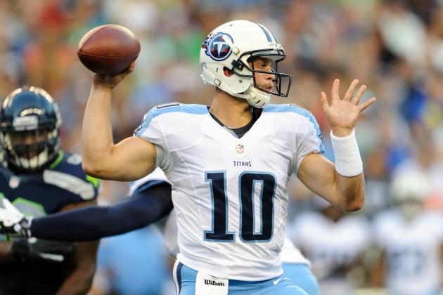 Tennessee Titans Preseason Week 1 Review: Locker Takes the Lead