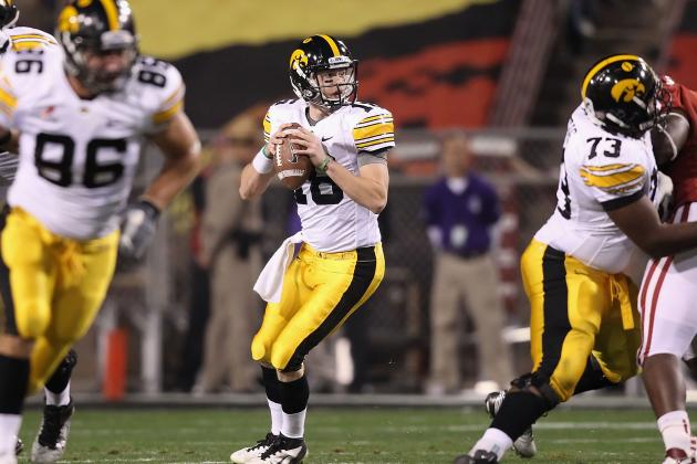 Big Ten Football: Iowa Hawkeyes Season Preview 2012
