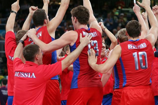 Olympic Volleyball 2012: Men's Gold and Bronze Medal Results & Analysis