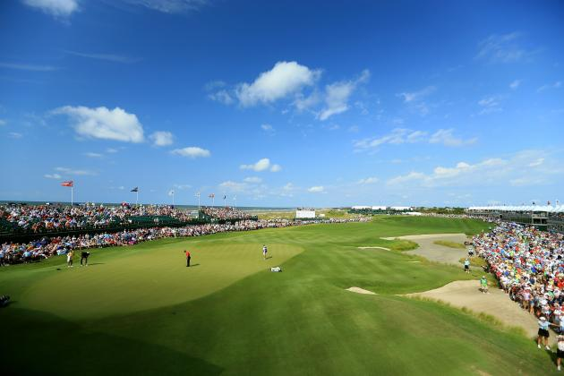 PGA Championship 2012 Leaderboard: Golfers Who Will Fall Down the Table