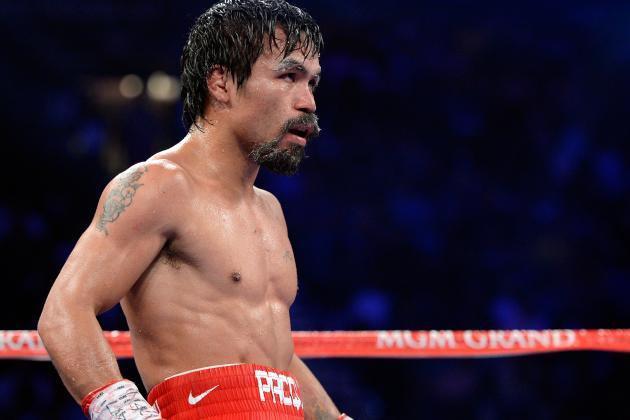 Nike Signs Jon Jones, Removes Manny Pacquiao's Sponsorship