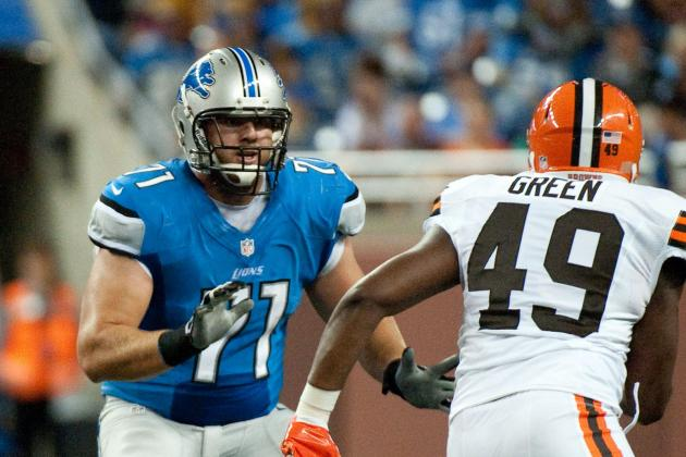 Why Riley Reiff Starting Could Be a Bad Sign for the Detroit Lions
