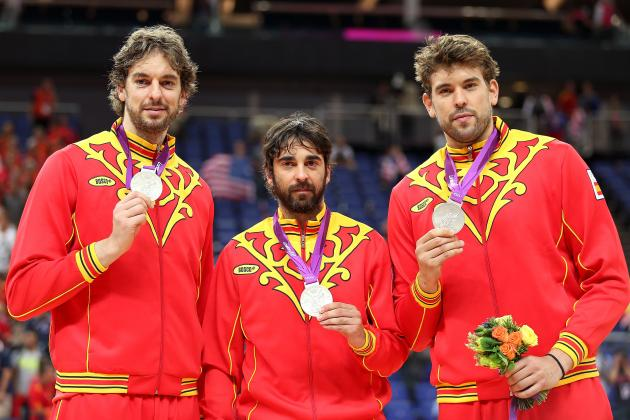 USA vs. Spain: Spain Finally Figures out Offense, Makes Team USA Work for Gold