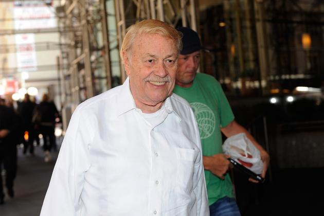 Lakers' Jerry Buss Expected to Be Fine Following Surgery