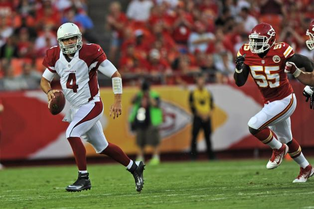 2012 Arizona Cardinals Preview: Three Early Training Camp Concerns
