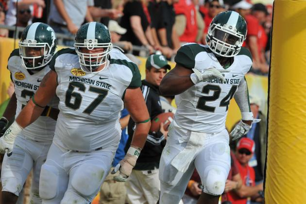 Big Ten Football: Michigan State Spartans Season Preview 2012