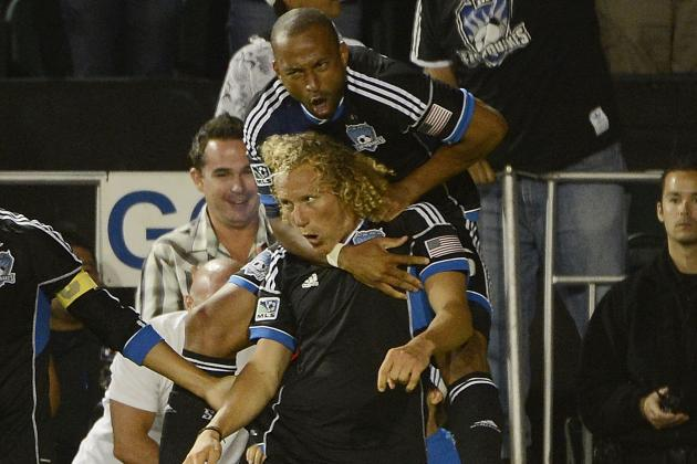 Steven Lenhart's Winner Saves San Jose Earthquakes in Stoppage Time