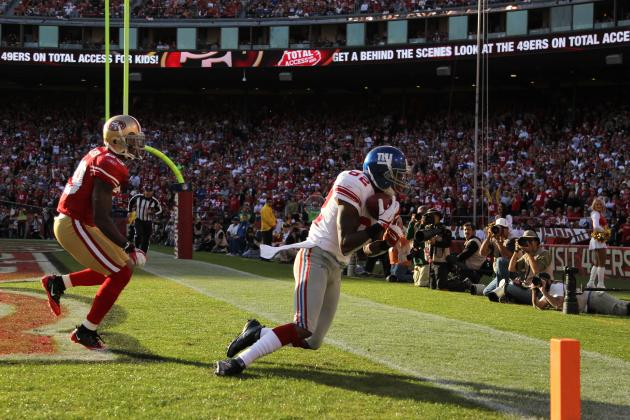 San Francisco 49ers: Buying Wide Reciver Mario Manningham as a Breakout Star