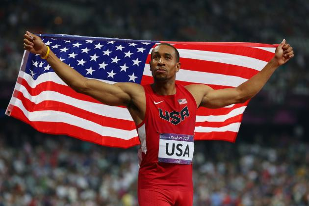 Bryshon Nellum: US Track Runner's Story One of the Best of 2012 Olympics