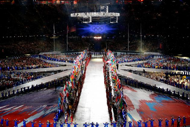 Olympic Closing Ceremony 2012: Top Sights and Moments from Terrific Final Event