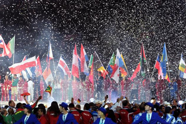 London 2012 Closing Ceremony: Great Britain Ends Games with Perfect Final Event