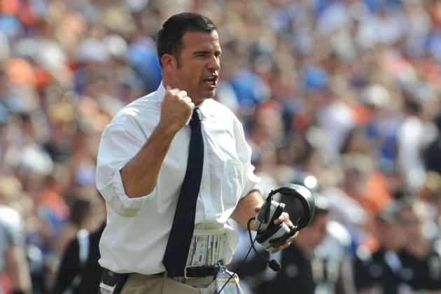 College Football 2012: Q&A Session with FIU Coach Mario Cristobal