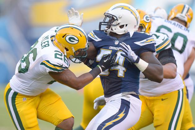 San Diego Chargers: Melvin Ingram Poised to Be the New Shawne Merriman