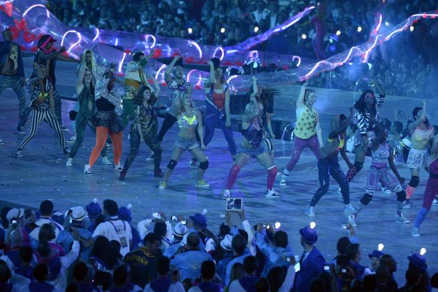 2012 Olympics: Top Athlete Tweets, Twitpics and Instagrams from Closing Ceremony