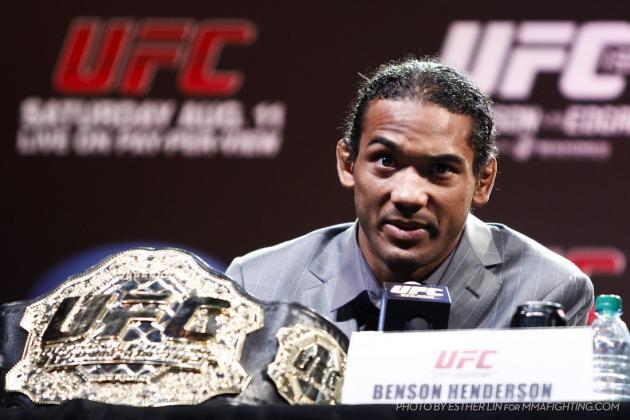 UFC 150 Results: Cowboy Cerrone Should Take on Benson Henderson