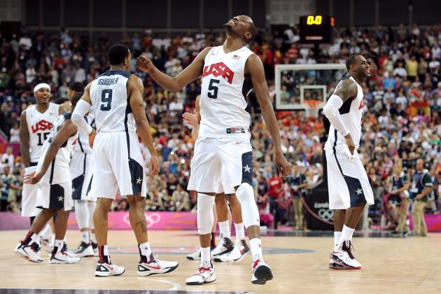 USA vs. Spain: United States Offensive Powerhouse Proves Too Much to Handle