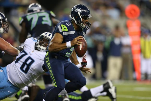 Seattle Seahawks: Can Russell Wilson Win the QB Competition?