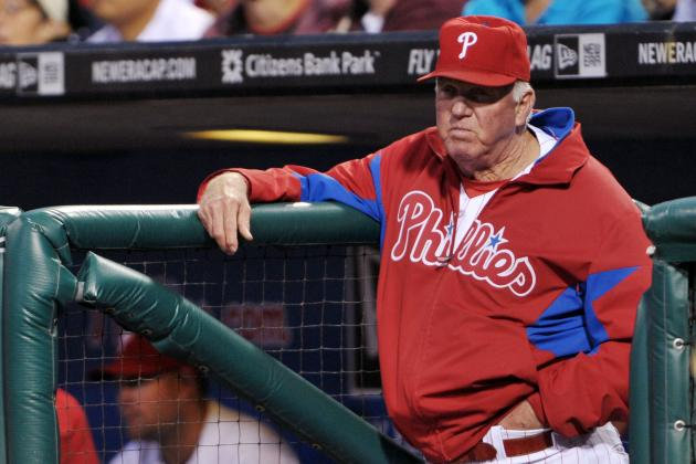 Philadelphia Phillies: Has Charlie Manuel Finally Worn out His Welcome?