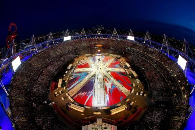 London 2012 Closing Ceremony: Great Britain Completes Great Olympics Showing
