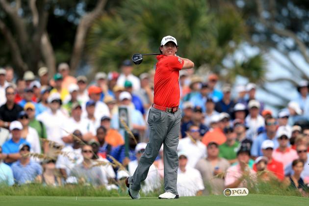 PGA Championship 2012: Day 4 Leaderboard Updates, Highlights and More