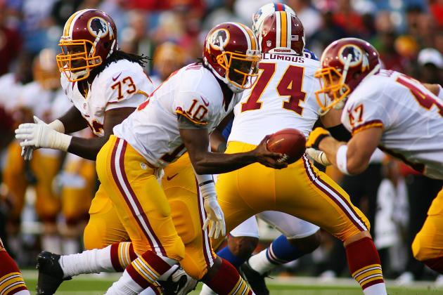 Washington Redskins: How Did the Big Competitions Play out in Game One?