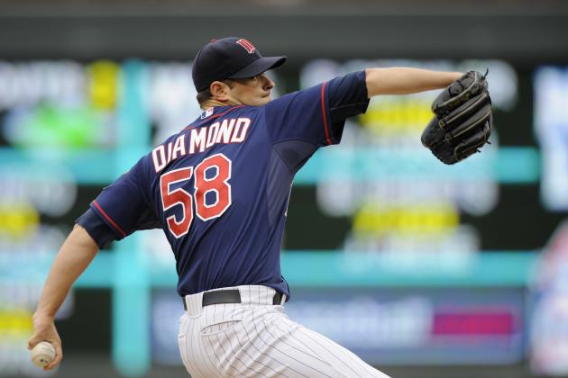Minnesota Twins: Everyone Ambushed in Rays Series, but Scott Diamond Goes 7