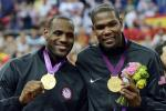LeBron Hints at 2016 Olympics Fate