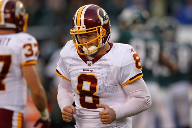 Washington Redskins: Examining the Rex Grossman Conundrum