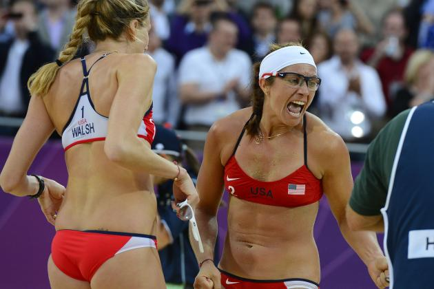 US Olympic Volleyball Team 2012: What Is the Future After May-Treanor and Walsh?