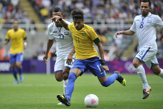 Barcelona Transfer News: Barca Likely Won't Be Able to Score Neymar in 2012