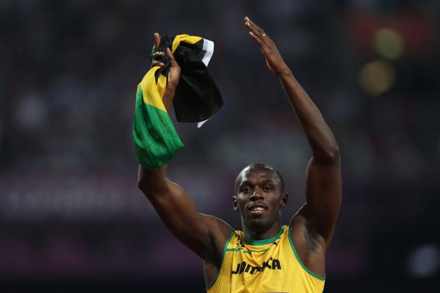 Usain Bolt Weighs in on Messi, Ronaldo and the Ballon D'Or
