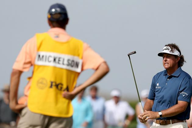 Phil Mickelson: Reaction to Lefty's PGA Championship Performance
