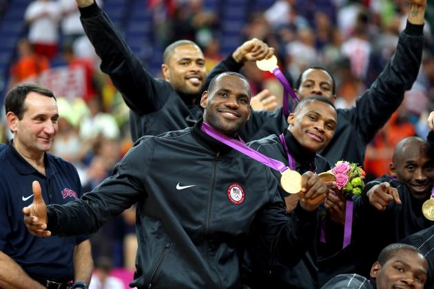 USA vs. Spain: Gold Medal Contest Doesn't Reflect American Dominance