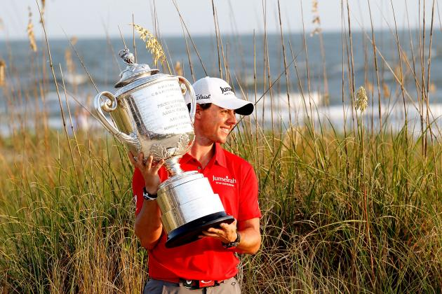 PGA Championship Purse 2012: Golfers Who Struck Gold with Stellar Final Round