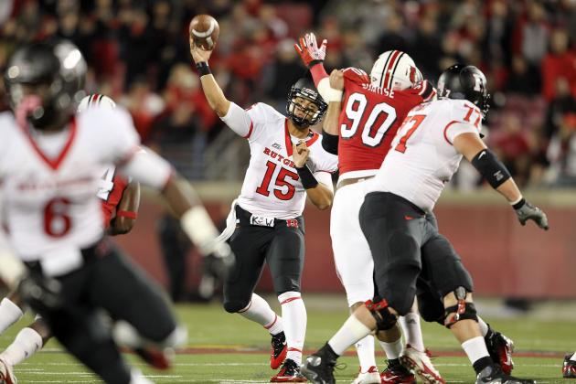 Rutgers QB Preview 2012: Resolve Starter Issue or Flood's First Season Will Fail