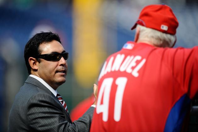 The Luxury Tax and the Philadelphia Phillies' 2013 Offseason