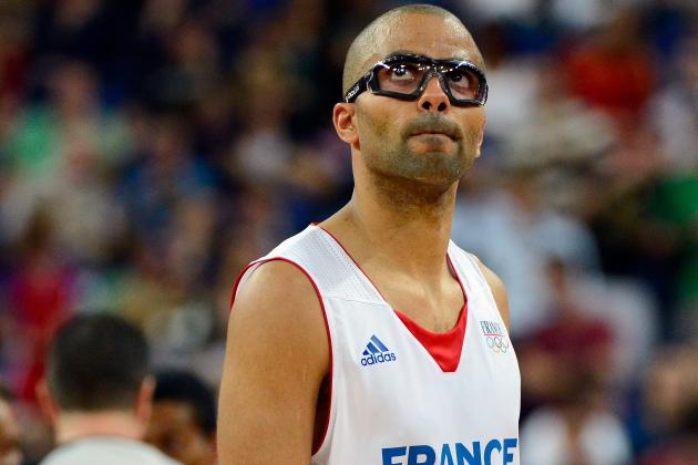 France's Men's Basketball Team Drops Pricey Postgame Bar Splurge