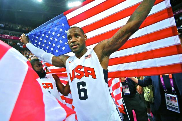 LeBron James Unsure About Involvement With Team USA for 2016 Olympics