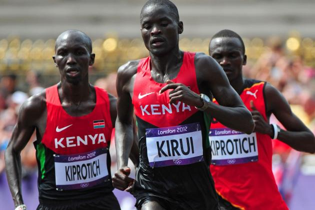 Ugandan Wins Olympic Men's Marathon