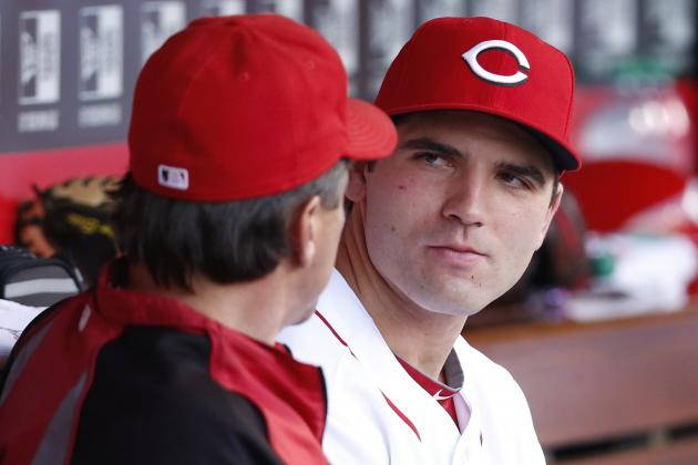 Cincinnati Needs to Hold Joey Votto Out Until September at the Earliest